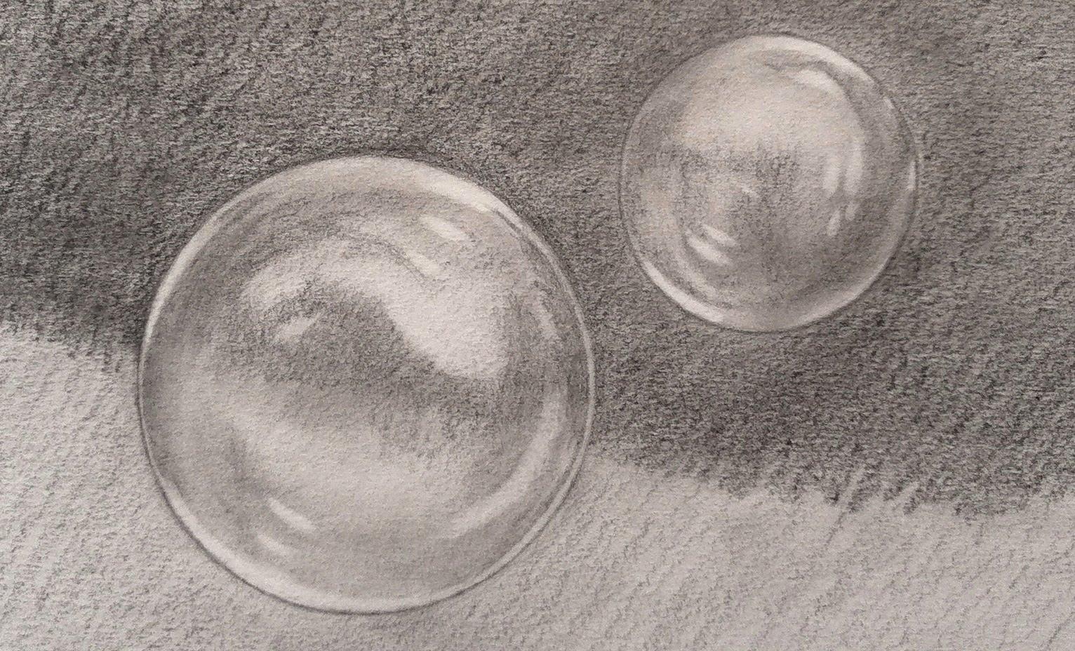 Drawn bubble Draw Bubbles  Soap How