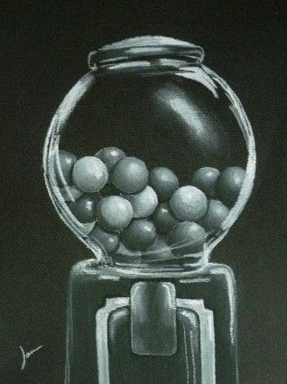 Drawn bubble charcoal Art Good charcoal by Jamies