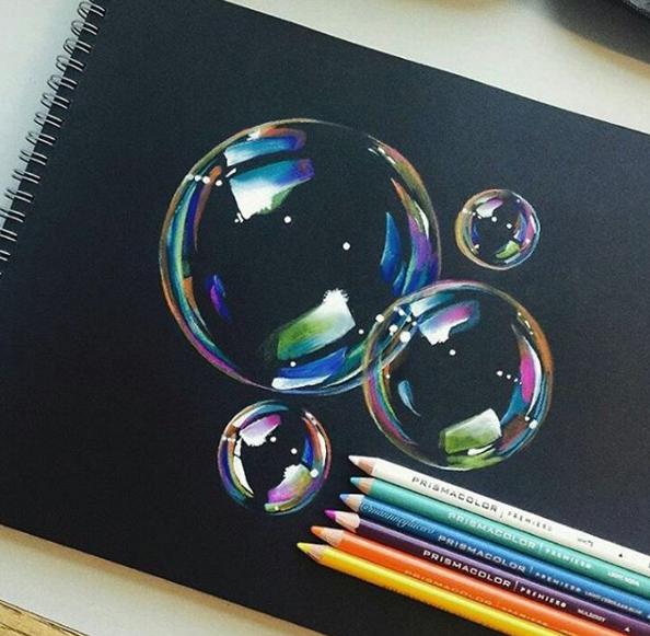 Drawn waterdrop realistic Artists Pencil Drawings top Drawings