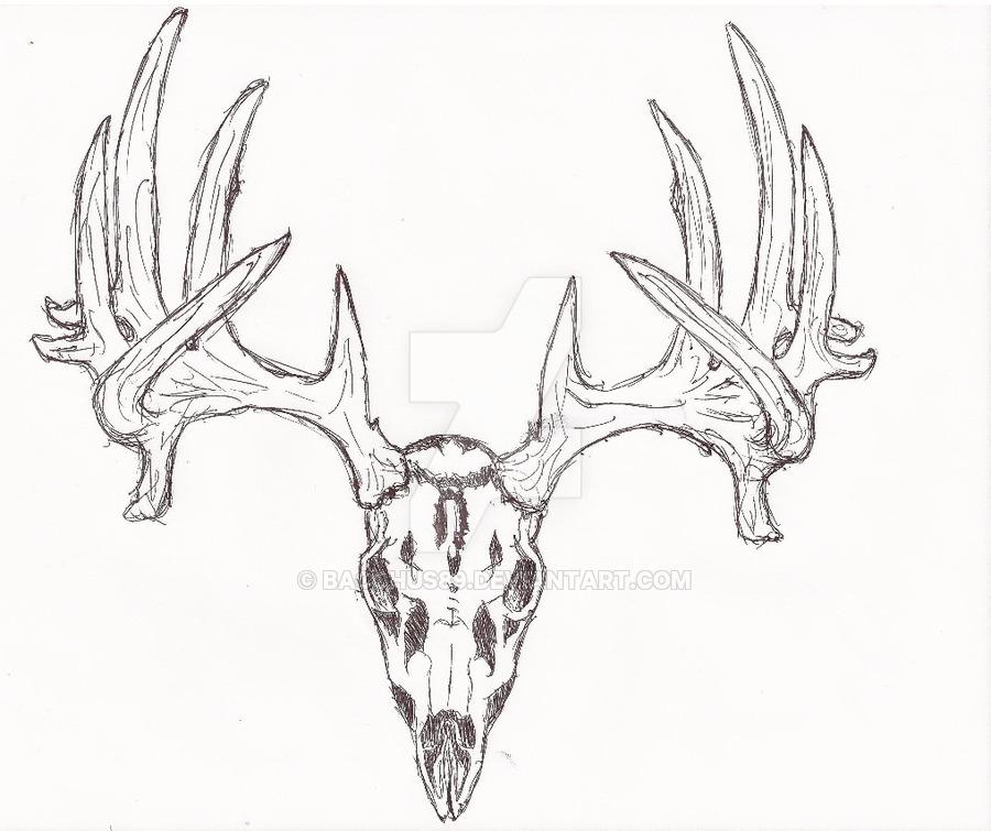 Drawn buck monster Image monster Gallery buck drawings