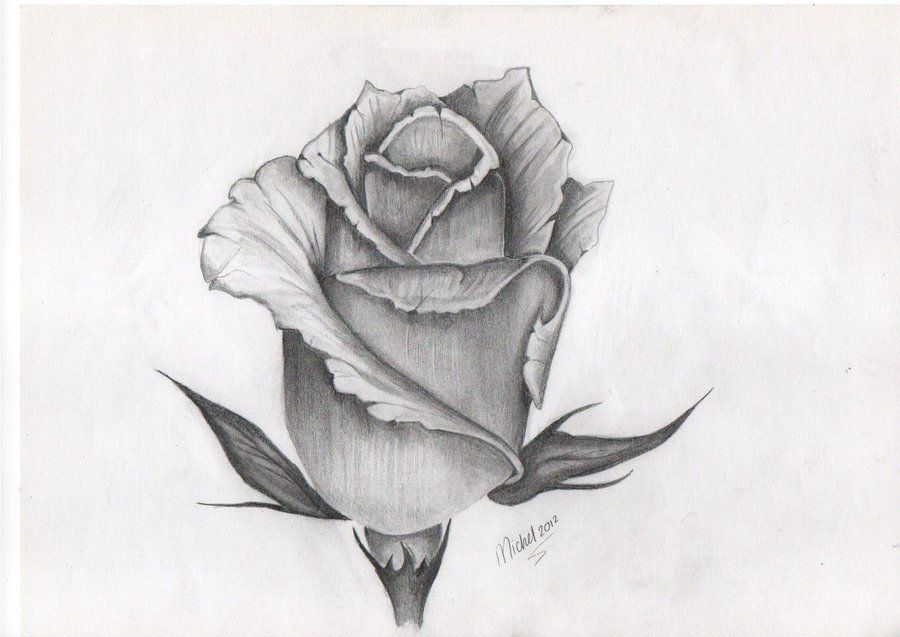 Drawn rose vintage Tattoo Studio About All Good