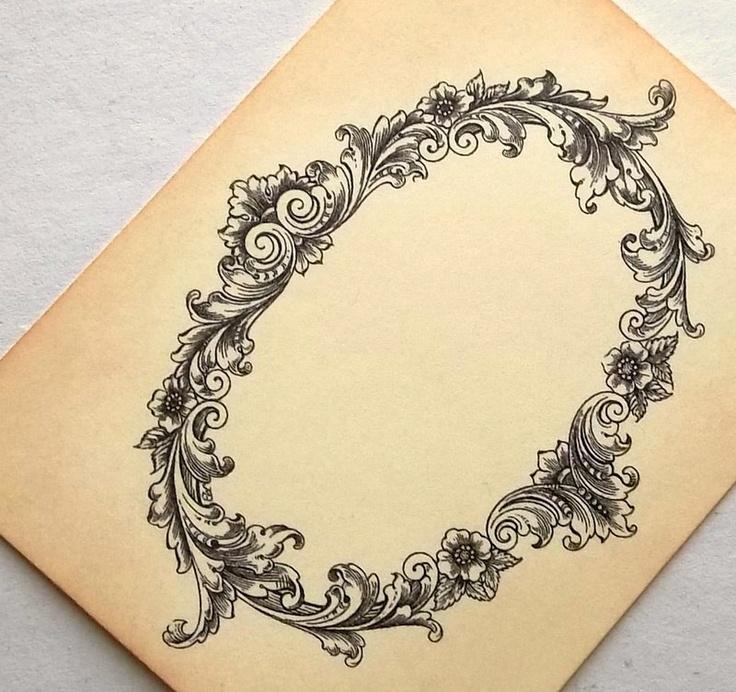 Drawn mirror Victorian tattoos 25+ on Wedding