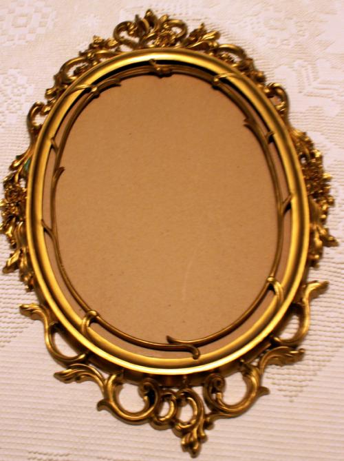 Drawn bugs ornate mirror Weekend mirror The Girl Ornate