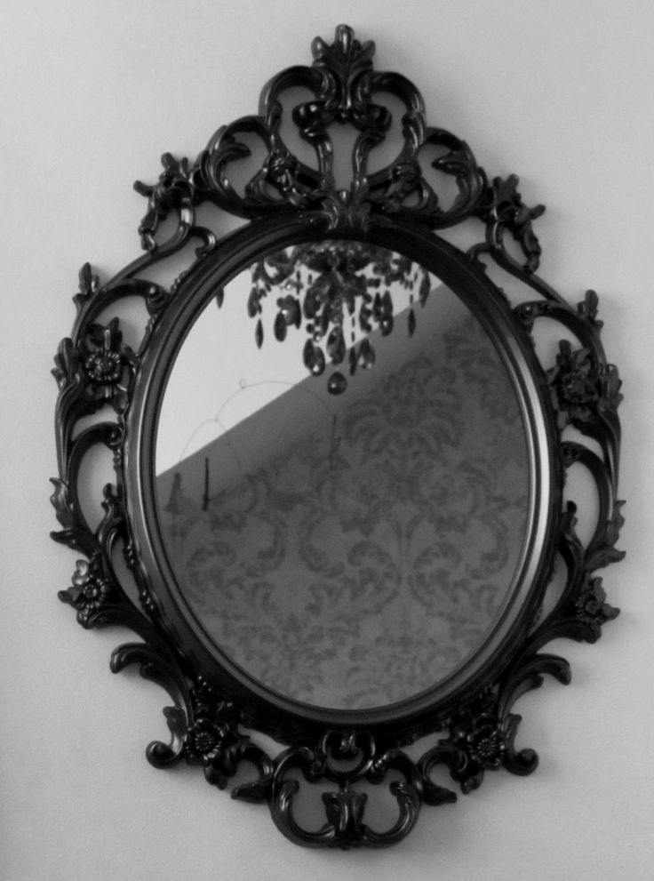 Drawn bugs ornate mirror Think Vintage ideas you probably