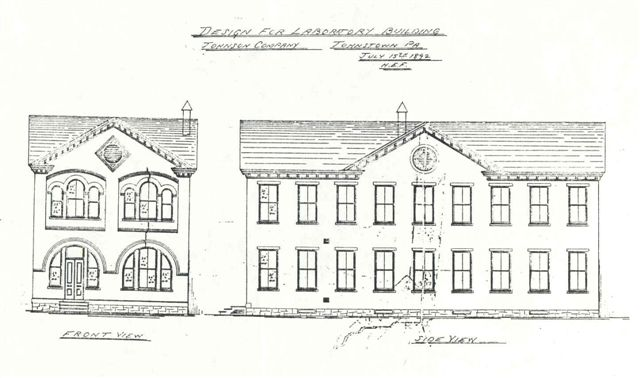 Drawn building Company HABS/HAER E Historic Building