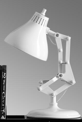 Drawn bulb pixar lamp Put made a Biological early
