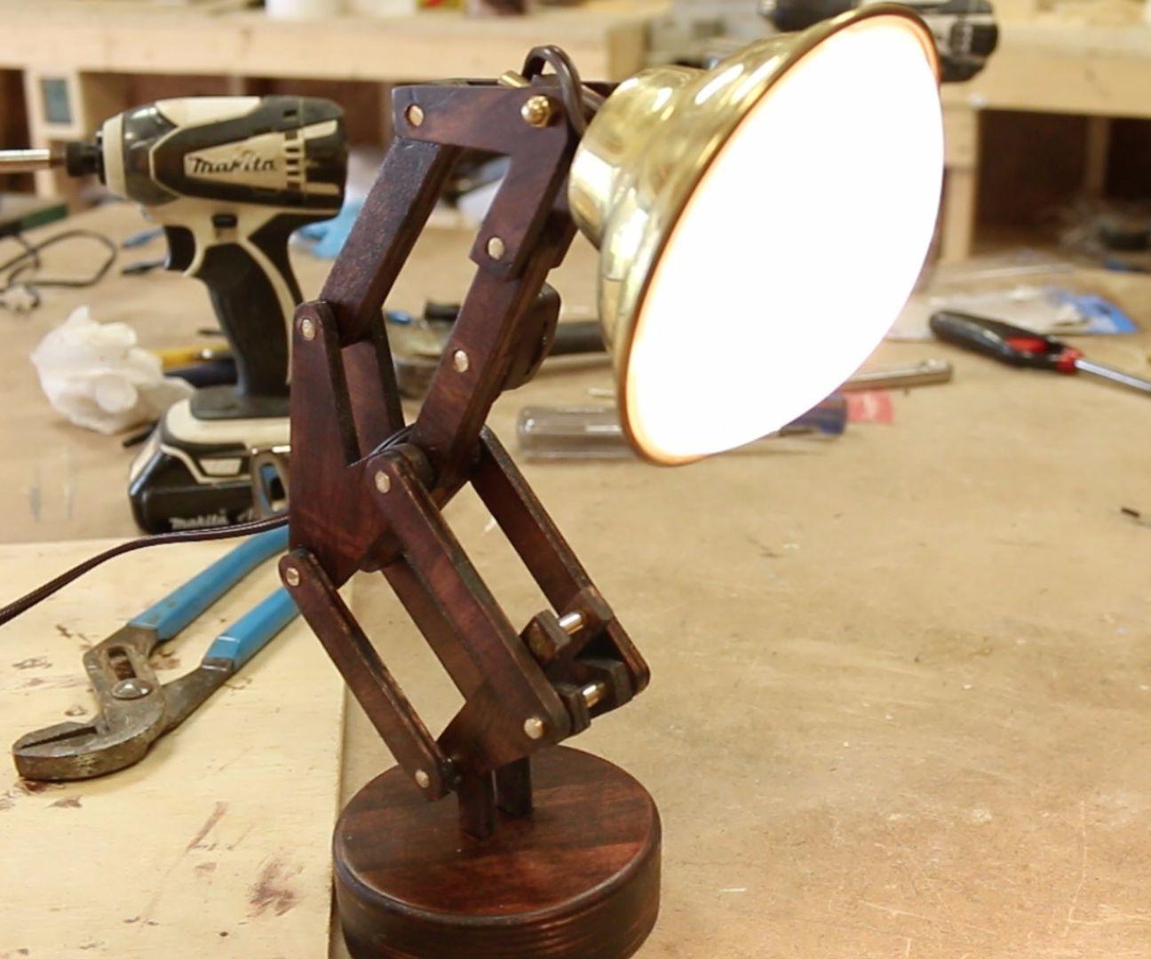 Drawn bulb pixar lamp Inspired): 6 Jr (Pixar DIY