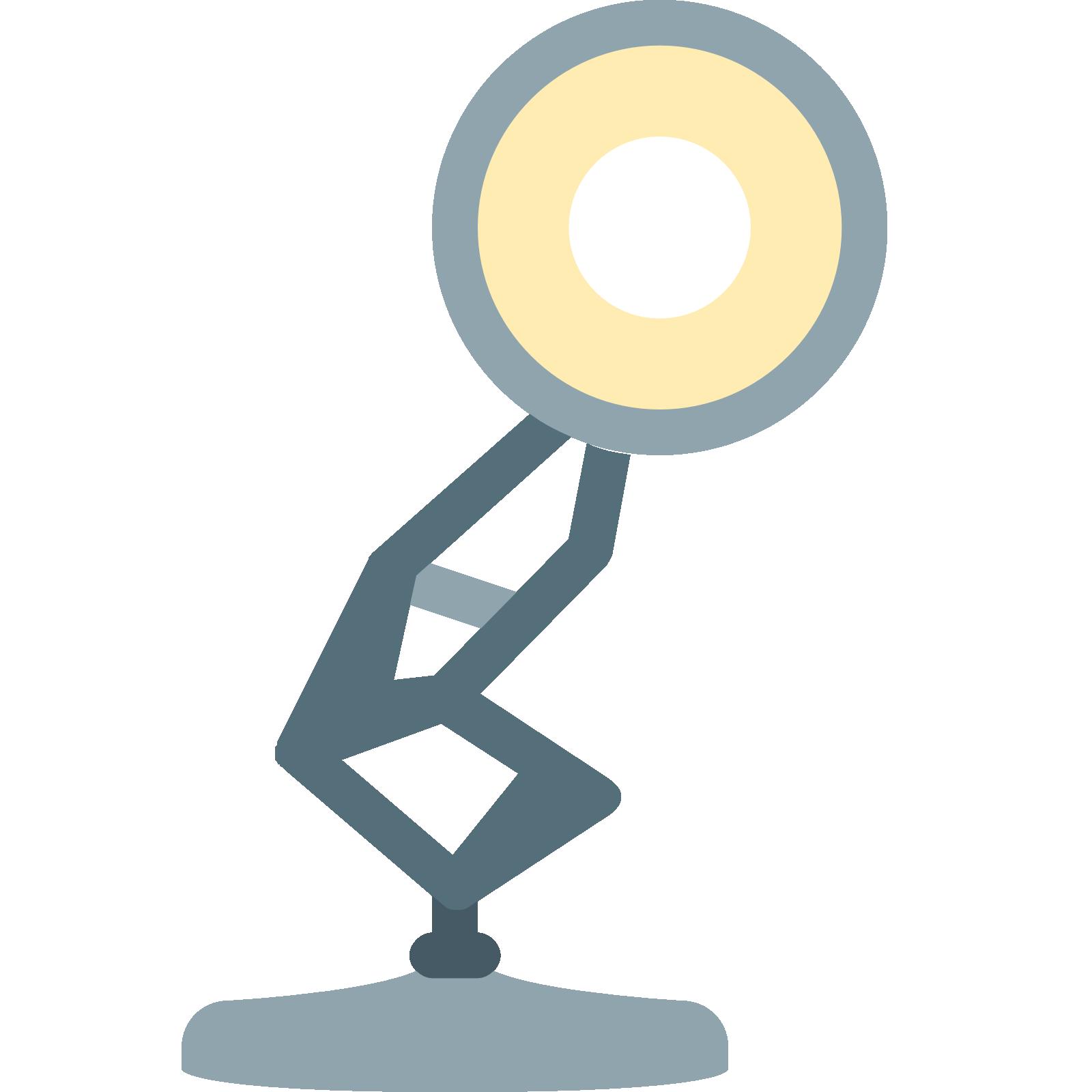 Drawn bulb pixar lamp Free Download Pixar Icon Lamp