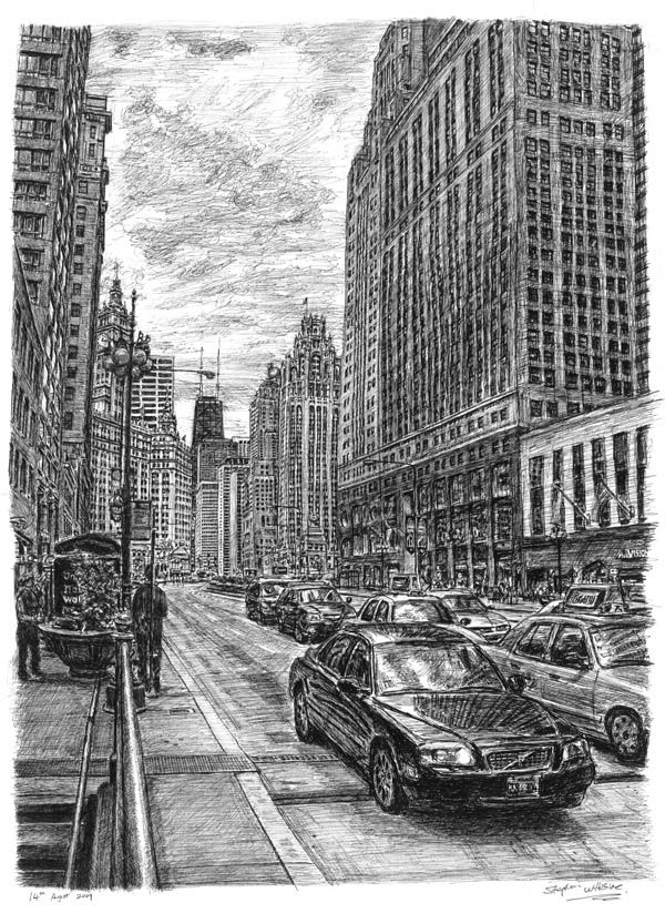 Drawn skyline famous & Pinterest born in Stephen