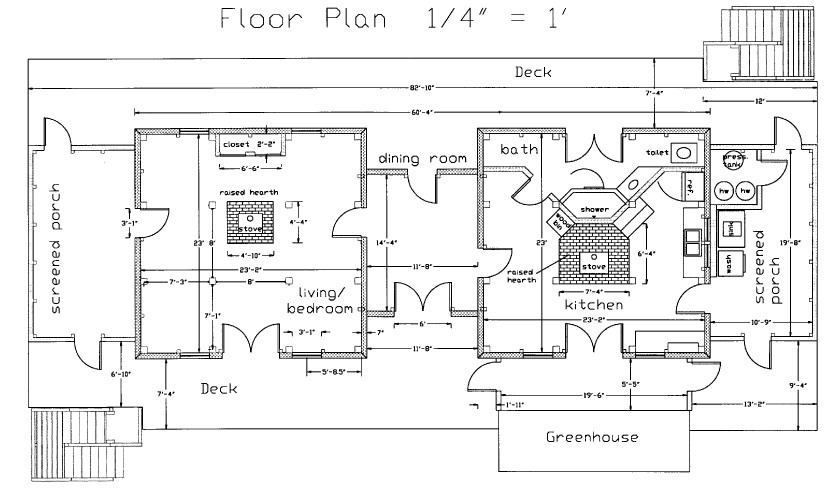 Drawn building cad Software trot Draw plan Plan