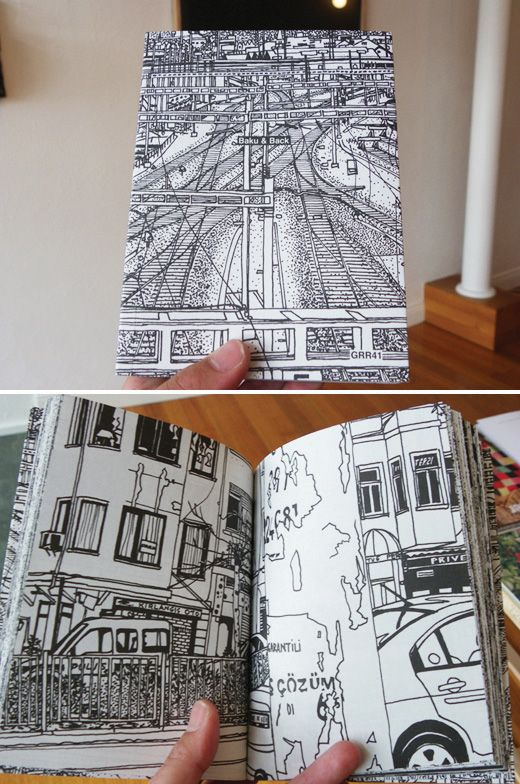 Drawn scenic city traffic Pinterest 25+ drawing ideas on