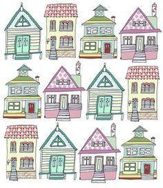 Drawn hosue cute By notkoo journaling houses