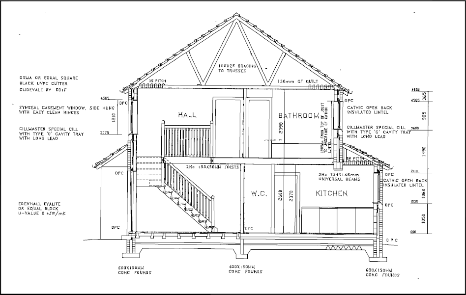 Drawn building dimensional Of drawings Typical Wiki png