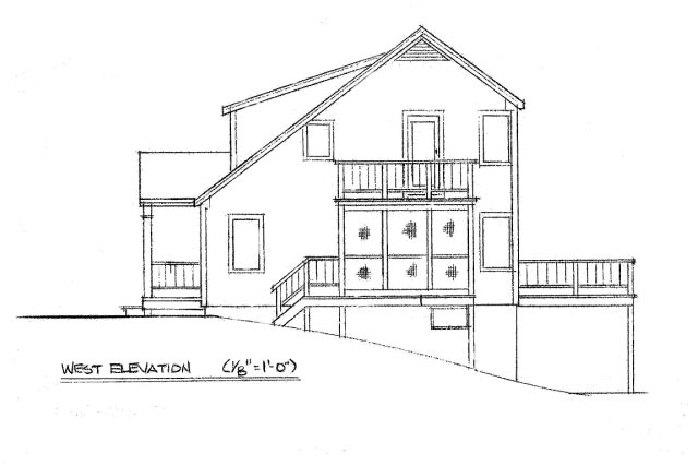 Drawn building elevation drawing Drawings: for your elevation construction
