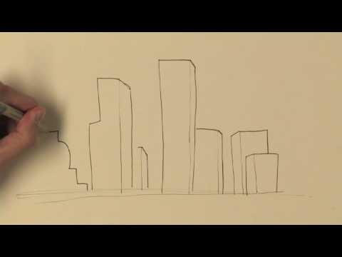 Drawn bulding  graffiti Draw How to Illustration YouTube