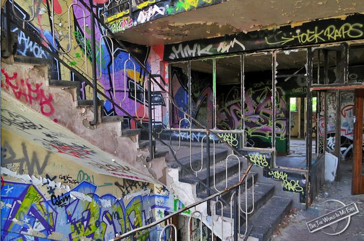 Drawn bulding  graffiti Graffiti Germany Me STREETART: in