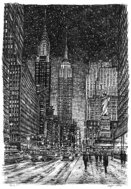 Drawn scenery cityscape Drawing ideas drawings in Imaginary