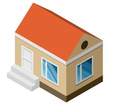 Drawn building isometric And Tutorial Drawing Drawing Orthographic