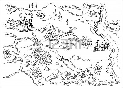 Drawn symbol drawing Make map Google make map