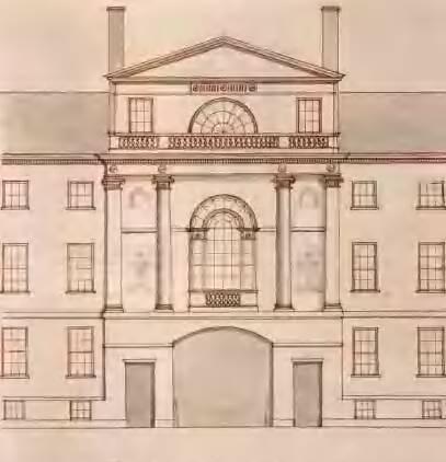 Drawn bulding  neoclassical architecture Architecture Wikipedia  Federal