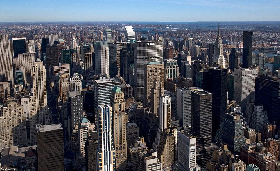 Drawn bulding  new york skyline From the artist skyline skyline