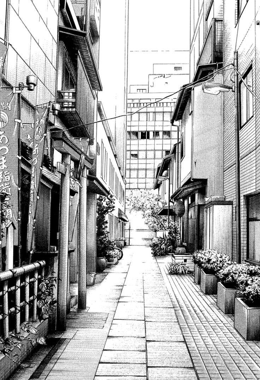 Drawn roadway doodle Kiyohiko DrawingOne ideas 03 Pinterest