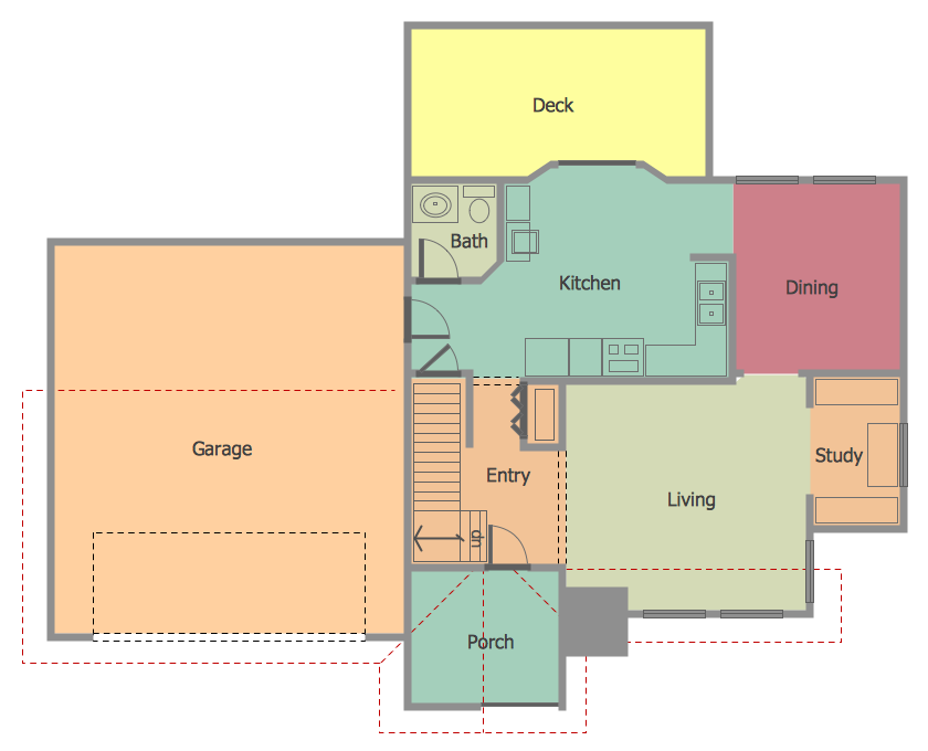 Drawn bulding  plan Software Create Home Home Building