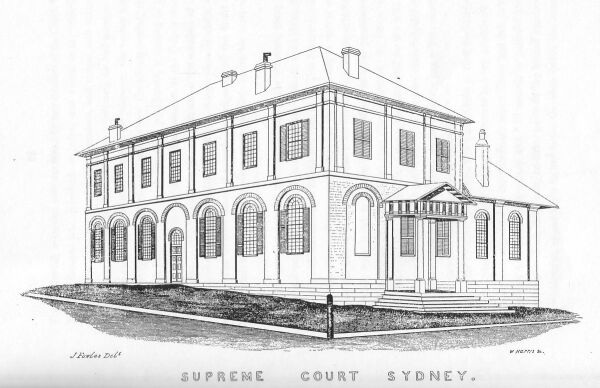 Drawn building supreme court building Supreme Supreme Building Court Court