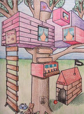 Drawn planks school Drawing Student 2 Perspective Mini