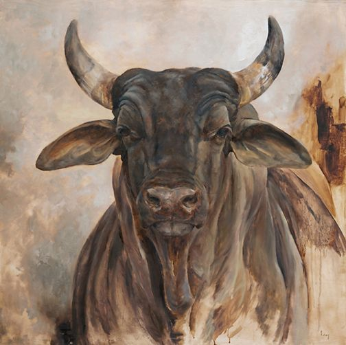 Drawn bull brahma bull 82 Pinterest Drawing Brahman oil