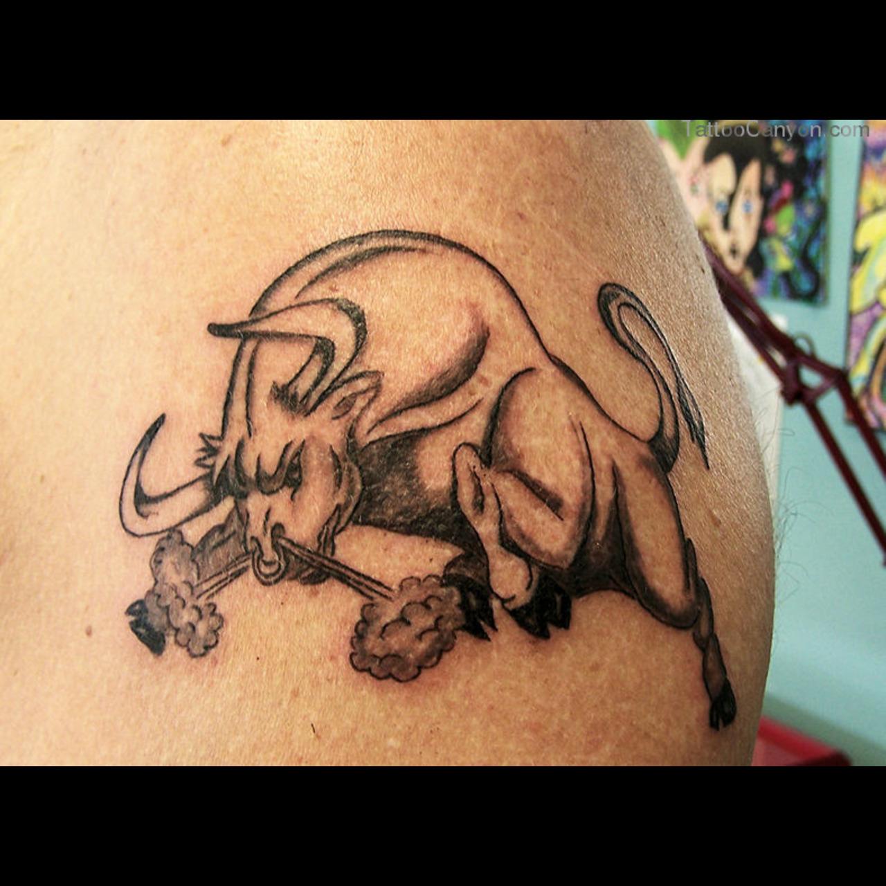 Drawn bull brahma bull Tattoo bull men brahma… men