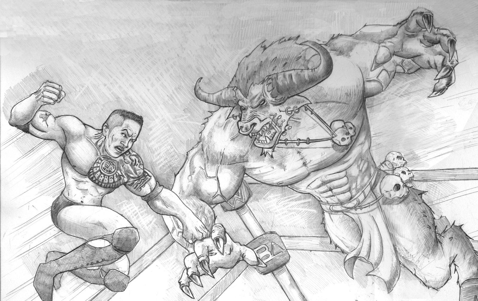 Drawn bull brahma bull By Bull dreno360 The on