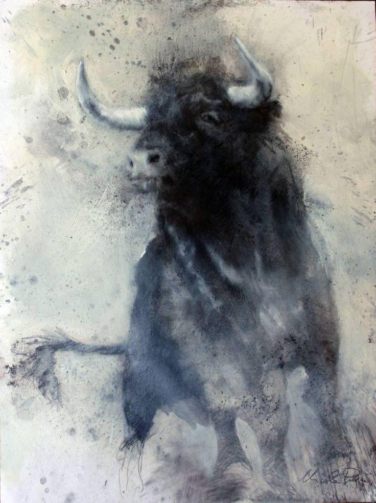 Drawn bull Ideas drawing Pinterest Best 3