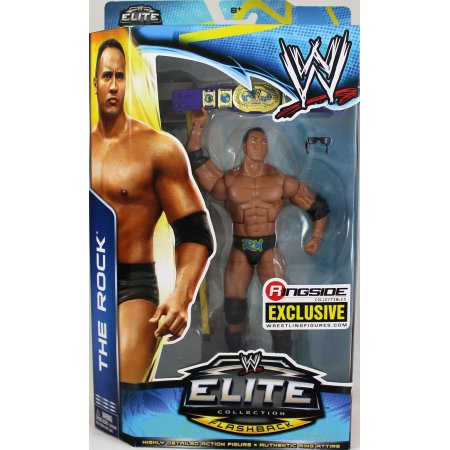 Drawn bull wwe the rock Wrestling Ringside Brahma Collectibles Exclusive