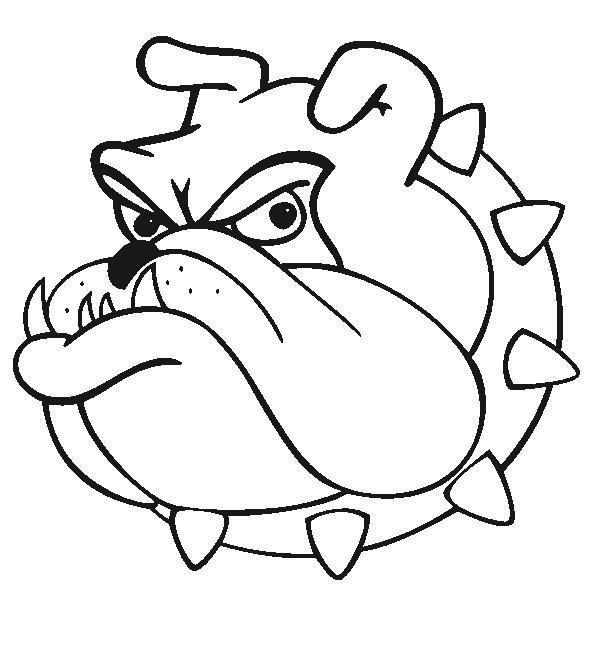 Drawn bulldog animated 208 Cartoon Bulldog images Drawing