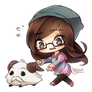 Drawn bulldog chibi  Haiyun by Chibi DeviantArt