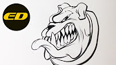 Drawn bulldog easy Drawing draw EasyDrawings101 Bulldog by