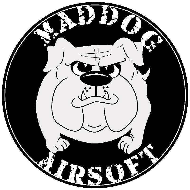 Drawn bulldog mad dog Twitter MadDog Airsoft (@MadDog_Airsoft) Airsoft