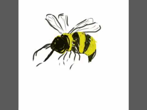 Drawn bumblebee Bumble Bumble drawing bee bee