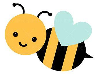 Bees clipart cute Scrapbooking 25+ Best 1 Bee