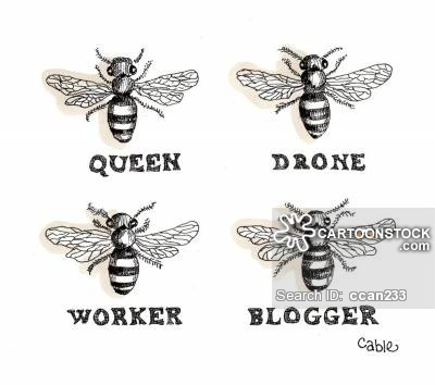 Drawn bumblebee drone bee Bee funny Comics Worker of