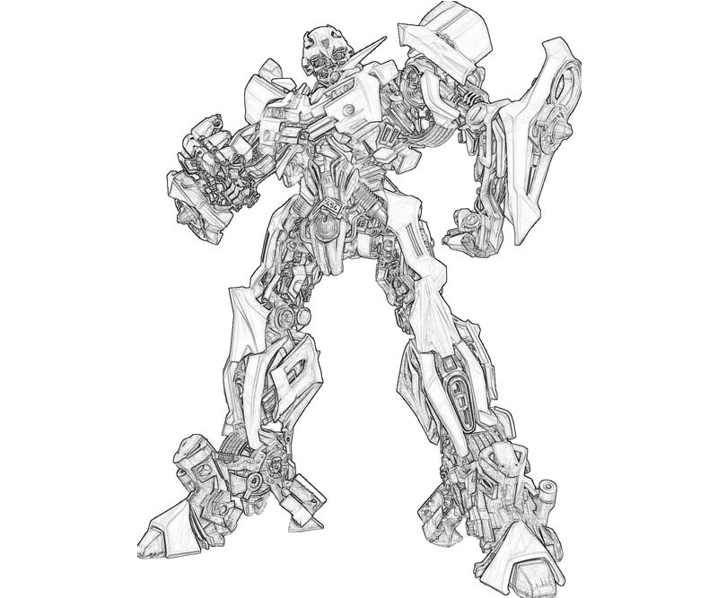 Drawn bumblebee transformers 5 Children Transformers Pages  Coloring