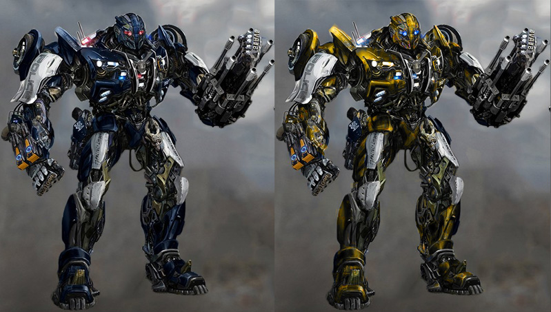 Drawn bumblebee transformers 5 Transformers Revealed announced Barricade and
