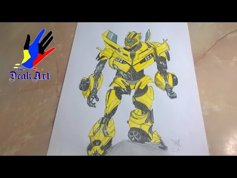 Drawn bumblebee transformers 5 Transformers To from Bumblebee How