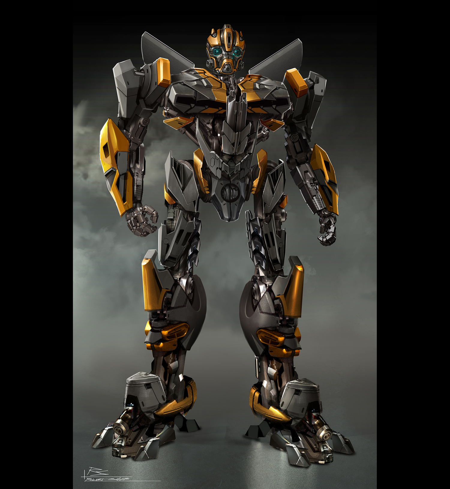 Drawn bumblebee transformers movie And more! autobots  Simons