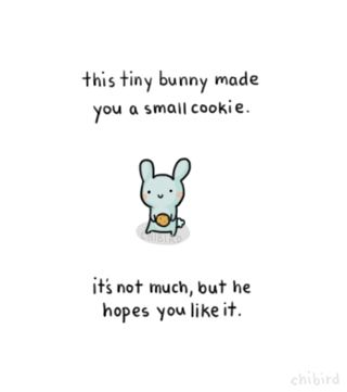 Drawn bunny chibird Bunny best be and thought