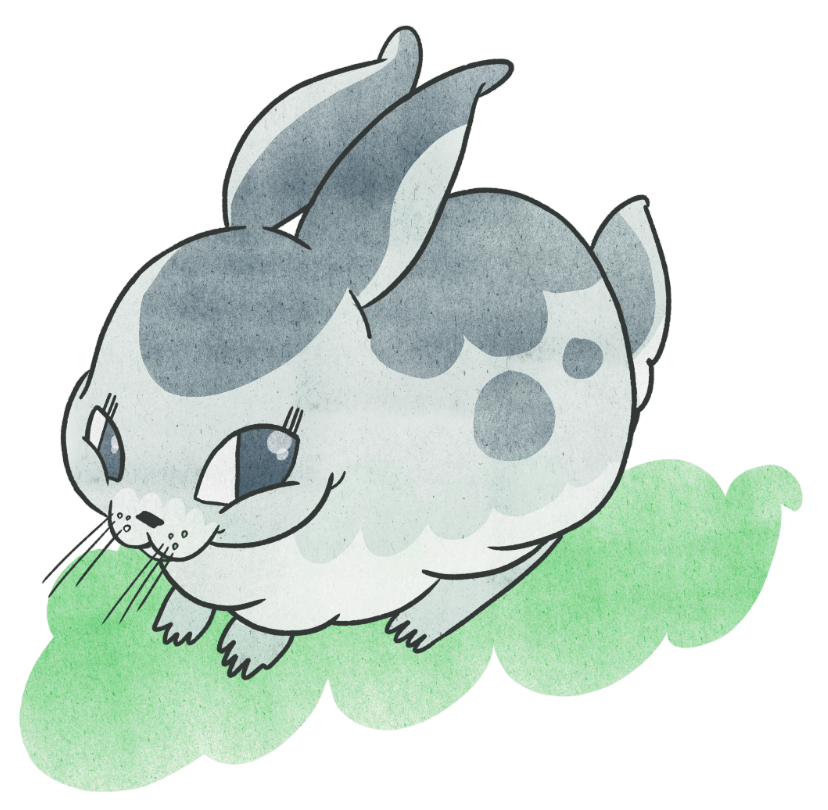 Drawn bunny chubby bunny Bunny Daily lassiter: Daily Doodle: