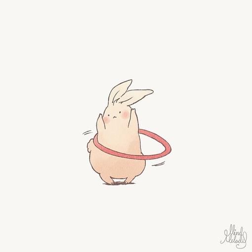Drawn bunny chubby bunny It exactly actually my like