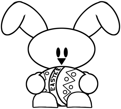 Drawn bunny easter bunny Easter « an for How