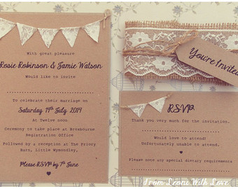 Drawn bunting vector Lace Lace Lace Rustic Bunting